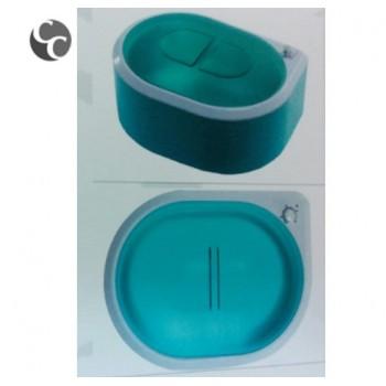 Calentador de parafina con regulador de temperatura 2 kg.