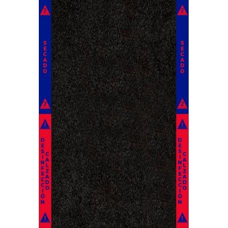 045 Alfombra Basic Desinfección Suelas Calzado 60x80