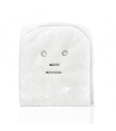 Máscara facial en gasa