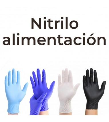 Guantes de Nitrilo Alimentación y...